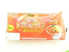 ヤマザキ ベイクドトマトカレーパン 袋3個