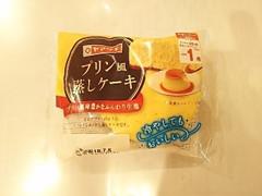 ヤマザキ プリン風蒸しケーキ 袋1個