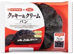 ヤマザキ YBC クッキー&クリームパン 袋1個