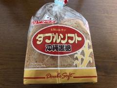 ヤマザキ ダブルソフト 沖縄黒糖 袋3枚