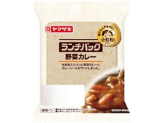 ヤマザキ ランチパック 野菜カレー 全粒粉入りパン 袋2個