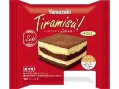 ヤマザキ Tiramisu! OSTERIA Leb監修