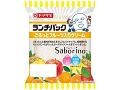 ヤマザキ ランチパック ごろっとフルーツ入りクリーム 袋2個