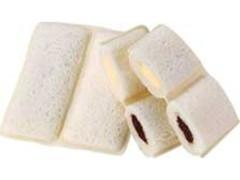 ヤマザキ ランチパック ミルククリームと生チョコクリーム 袋2個
