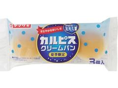 ヤマザキ カルピスクリームパン 袋3個