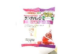 ヤマザキ ランチパック 苺ジャムとつぶあん 袋2個