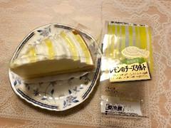 ヤマザキ レモンのチーズタルト パック2個