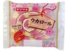 ヤマザキ ウカロール イチゴ 袋1個