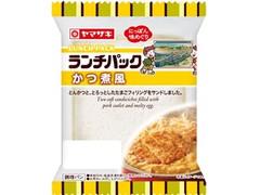 ヤマザキ ランチパック かつ煮風
