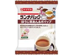 ヤマザキ ランチパック ほうじ茶あん&ホイップ