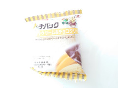 ヤマザキ ランチパック バナナクリーム&チョコクリーム