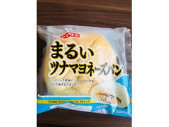 ヤマザキ まるいツナマヨネーズパン