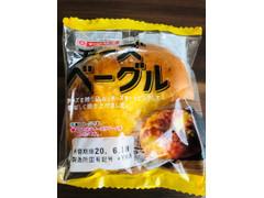 ヤマザキ チーズベーグル