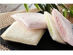 ヤマザキ ランチパック 鬼滅の刃 炭治郎のメロンクリームと禰豆子のいちごクリーム