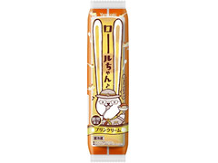 ヤマザキ ロールちゃん プリンクリーム