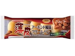 ヤマザキ 薄皮アーモンド風味クリームパン