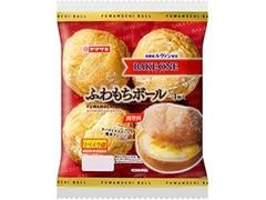 ヤマザキ BAKE ONE ふわもちボール