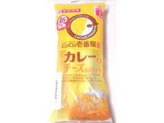 ヤマザキ カレー&チーズスティック CoCo壱番屋監修