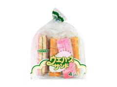 ヤマザキ ウエハースサンド 袋4個