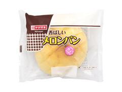 ヤマザキ 香ばしいメロンパン 袋1個