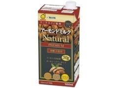 マルサン タニタカフェ監修 アーモンドミルク ナチュラル 砂糖不使用 パック1000ml