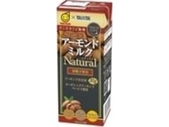 マルサン タニタカフェ監修 アーモンドミルク ナチュラル 砂糖不使用 パック200ml