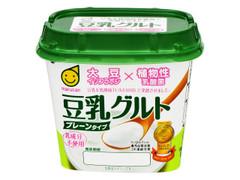 マルサン 豆乳グルト プレーンタイプ カップ400g