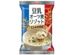 マルサン 豆乳オーツ麦リゾット チーズ