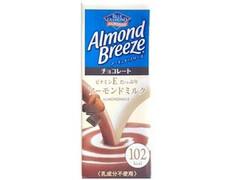 マルサン ブルーダイヤモンド アーモンド・ブリーズ チョコレート パック200ml