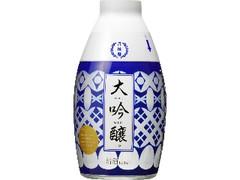 月桂冠 おちょこ付 大吟醸 瓶180ml