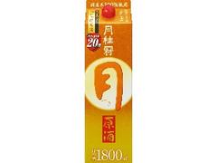 月桂冠 月 原酒 パック1800ml