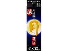 月桂冠 つき原酒 パック1.8L