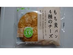 神戸屋 もち麦パン 4種のチーズ 袋1個