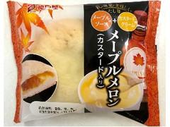 神戸屋 メープルメロン カスタード入り 袋1個