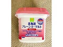 スマイルライフ 北海道プレーンヨーグルト 脂肪ゼロ カップ400g