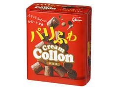 グリコ クリームコロン チョコ 箱56g
