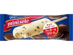 グリコ ミニセレ クッキー&クリーム