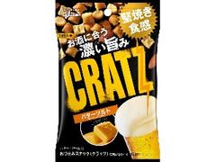グリコ クラッツ バターソルト 袋42g