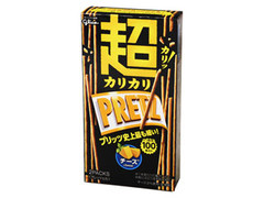グリコ 超カリカリプリッツ チーズ 箱55g