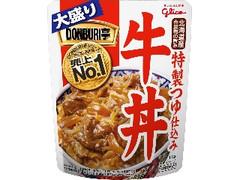 グリコ DONBURI亭 牛丼 大盛り