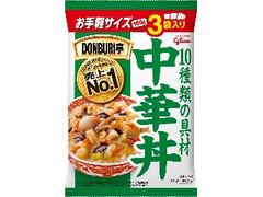 グリコ DONBURI亭 中華丼 袋160g×3