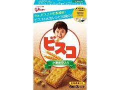 グリコ ビスコ 小麦胚芽入り スペシャルデザインパック 箱5枚×3