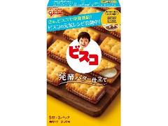 グリコ ビスコ 発酵バター仕立て スペシャルデザインパック 箱5枚×3