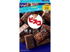 グリコ ビスコ 焼きショコラ スペシャルデザインパック 箱5枚×3