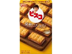 グリコ ビスコ 発酵バター仕立て 箱5枚×3