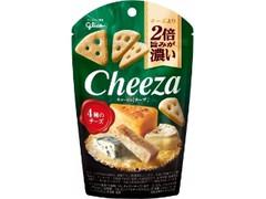 グリコ 生チーズのチーザ 4種のチーズ 袋40g