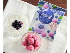 グリコ アイスの実 濃いブルーベリーヨーグルト味 袋7ml×12