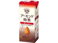 グリコ アーモンド効果 薫るカカオ パック200ml