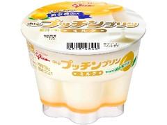 グリコ Bigプッチンプリン ミルク カップ155g