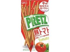 グリコ プリッツ 熟トマト 箱60g